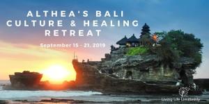 Althea's Bali Culture & Healing Retreat