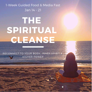 The Spiritual Cleanse @ Online